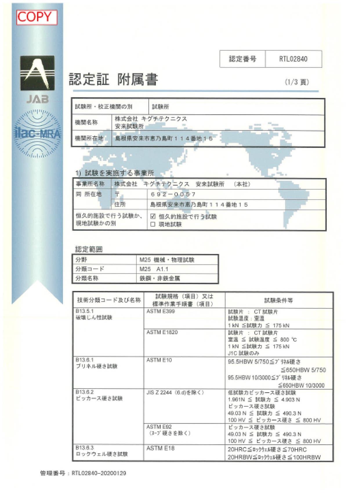 ISO/IEC 17025